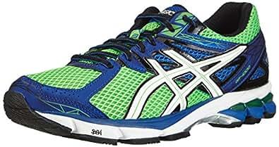 ASICS GT-1000 3, Men's Running Shoes, Neon Green/White