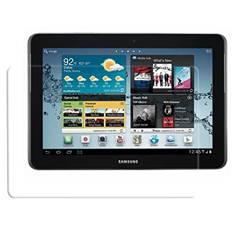 PDair Ultra Clear Screen Protector for Samsung Galaxy Tab 2