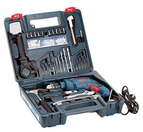 buy bosch gsb 600 re 13mm 600 watt smart drill kit on. Black Bedroom Furniture Sets. Home Design Ideas