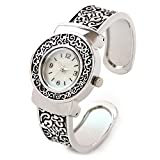 67c23fd30548 FTW Silver Western Style - Reloj de pulsera para mujer