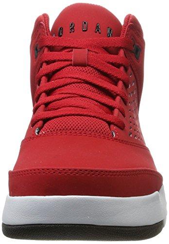 Volo Redblackpure Basket Platino Rossi Da Uomo palestra Nike 4 Jordan Origine Di Scarpe qW4E1x