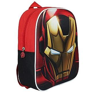 51mfCo2P5CL. SS324  - Los Vengadores (Avengers) 210000662 Mochila Infantil