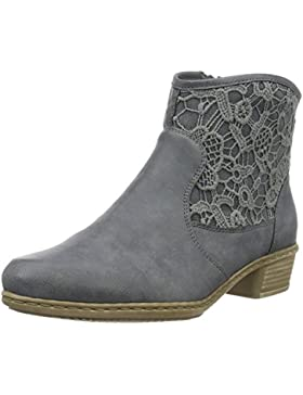 Rieker Damen Y0735 Kurzschaft Stiefel
