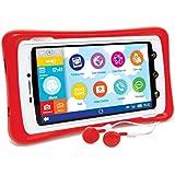 Clementoni 13943 - ClemPad Call Tablet + SIM, Schermo 5 Pollici, Bluetooth 4.0 e GPS Integrato [Smartphone]