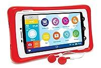 L'unico tablet per giocare, imparare e parlare con il tuo bambino. Tutte le funzionalità del ClemPad e anche di effettuare chiamate e inviare messaggi solo ai numeri abilitati, quando lo decidi tu, in tutta sicurezza. Il genitore potrà abilit...
