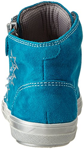 Richter Kinderschuhe Ilva (Blinki), Sneakers basses fille Turquoise