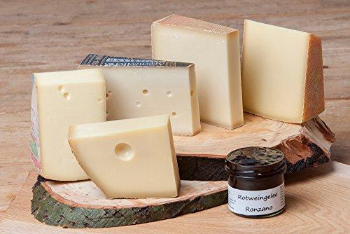 Käseplatte 'Schweizer Käse'