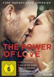 DVD Cover 'The Power of Love (5 Romantic Comedys im Sammelschuber) [5 DVDs]