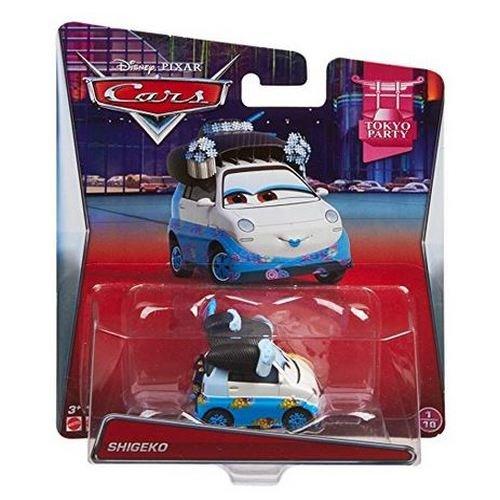 Disney Pixar Cars Shigeko (Tokyo Party Series, # 1 of 10) (Lighting Mcqueen Party)
