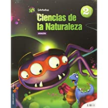 Ciencias de la Naturaleza 2º Primaria (Aragón) (Superpixépolis)