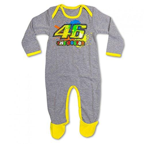 Pijama pelele VR46Valentino Rossi – Talla 6 meses