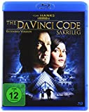 The Da Vinci Code - Sakrileg - Extended Version [Blu-ray] -