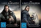 The Last Kingdom - Staffel 1+2 im Set - Deutsche Originalware [8 DVDs]