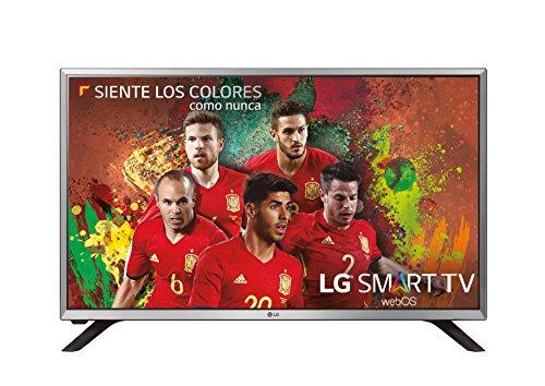 LG 32LJ590U - TV DE 32' (LED HD Ready, 1366 x 768, Virtual Surround Plus, webOS 3.5)