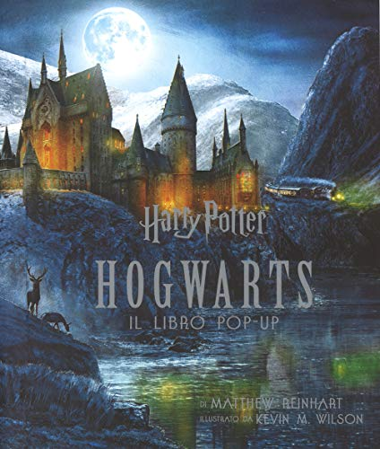 Harry Potter. Hogwarts. Il libro pop-up J.k. Rowling's