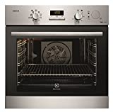 Electrolux Rex ROB 6440 AOX - ovens (Large, Built-in, Electric, A, Stainless steel, Buttons, Rotary)