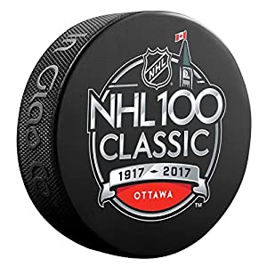 Sherwood NHL 510 an002884 Souvenir Puck