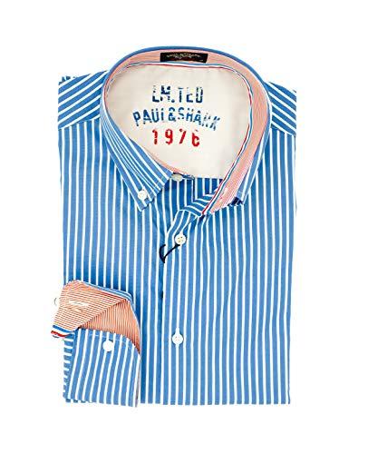 Camicia paul&shark slim fit (40)