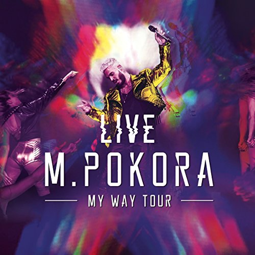 My Way Tour - Album Matt Pokora - Coffret Edition Collector