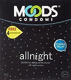 Moods All Night Condom With 2 Free Condoms (22 Condoms)