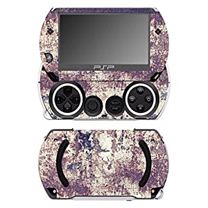 Disagu SF-14232_1049 Design Folie für Sony PSP Go – Motiv Rost 04″ transparent