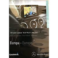 Garmin Map Pilot SD Card for 2015/2016  Mercedes C, V ,GL, GLC Class