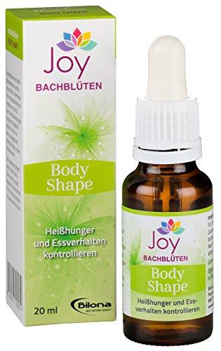 Body Shape (=Abnehmwunsch) Bachblüten-Komplexmittel, alkoholfrei, 20 ml