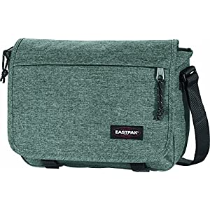 Eastpak Lonnie – Bolsa Bandolera para Tablet de 10.6″, Color Gris