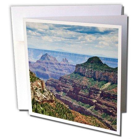 North Rim, Grand Canyon National Park-Mark Williford-Grußkarten, 15,2x 15,2cm, Set 12(GC 88036_ 2)