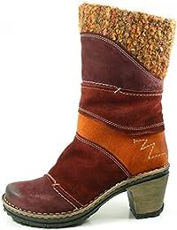 Tamaris 1-25004-29-441 Ankle Botines para mujer , schuhgröße_1:41 EU;Farbe:marron