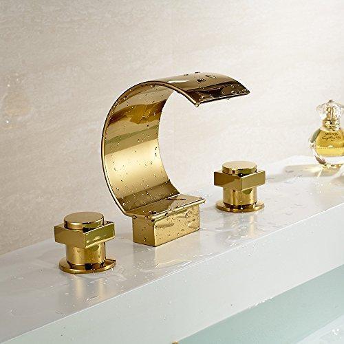 hj-della-nuova-moda-goldener-schwan-di-tre-fori-di-rame-rubinetto-rubinetto-caldo-freddo-miscelatore