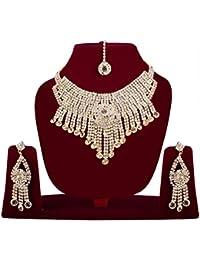 Bridal Jewellery Sets For Wedding Girl - 19589