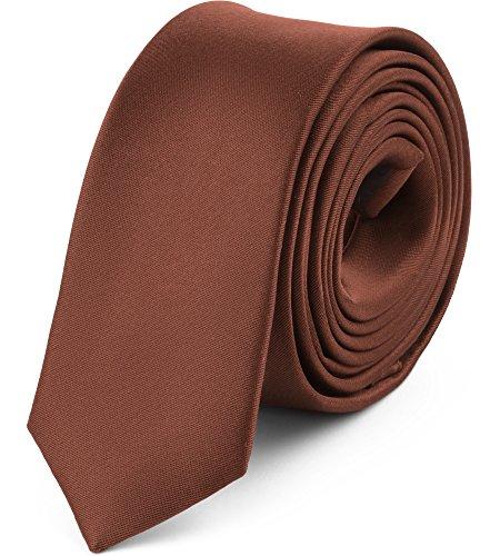 Ladeheid Corbatas Estrechas Diversidad Colores Accesorios