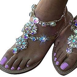 Sandalias de Mujer Keephen...