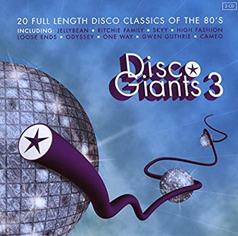 Disco Giants, Vol. 3: 20 Full Length Disco Classics of