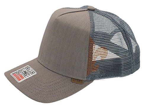 Djinns HFT Linen 2014 Trucker Cap, Farbe grey, one Size