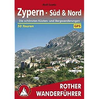 Zypern: Süd & Nord – 50 Touren (Rother Wanderführer)