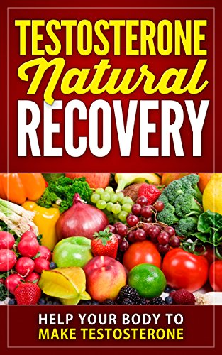 Testosterone Natural Recovery (Increase testosterone Naturally Book 1) (English Edition)