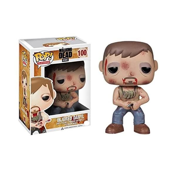 POP Walking Dead Injured Daryl Vinyl Figure