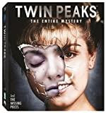 Twin Peaks (The Entire Mystery) - 10-Disc Box Set ( Twin Peaks - Complete Series / Twin Peaks: Fire Walk with Me ) (Blu-Ray) [Import]