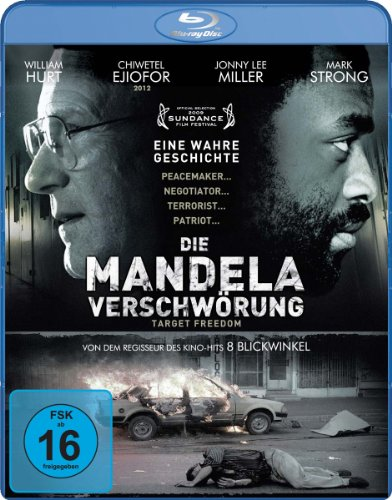 Die Mandela Verschwörung [Blu-ray] Preisvergleich