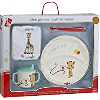 Sophie the Giraffe My First Mealtime Gift Box (Kiwi)