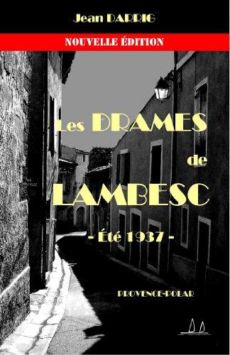 Les drames de Lambesc