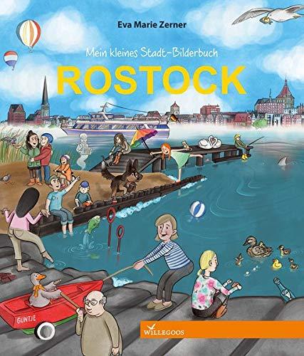 Mein kleines Stadt-Bilderbuch Rostock (Mein kleines Stadt-Wimmelbuch)