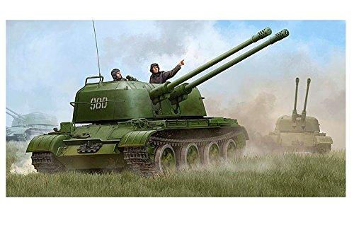Trumpeter 05559 - Modellbausatz Russian ZSU-57-2 SPAAG Preisvergleich