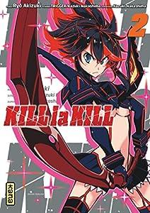 Kill la Kill Edition simple Tome 2