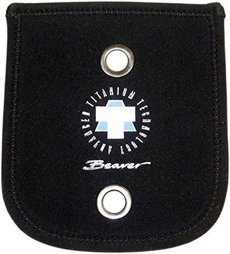 Beaver Sports Herren Neopren–Trockentauchanzug Tasche, Schwarz, One size