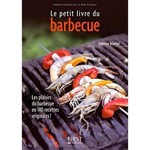 Petit livre des recettes pour barbecue