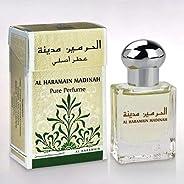 Al Haramain Madinah Perfume Oil For Unisex, 15 ml