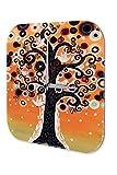 Wanduhr Pflanzen Deko Apfelbaum Acryl Wand Uhr Vintage